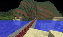 End of -Z overworld highway